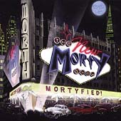 'Morty-Fied!' CD cover