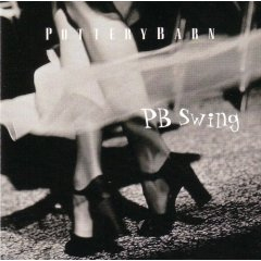 'Pottery Barn Swing Compilation, Volume 1' CD cover